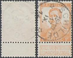 "Pellens - N°116 Obl Relais ""Schilde"" / Guerre 14-18 - 1912 Pellens"