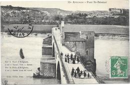 AVIGNON : LE PONT - Avignon