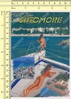 Grèce - Greece - Pin Up - Sexy  Women On Beach Femme Nue Sur La Plage PHOTO POSTCARD  RPPC PC PPC - Pin-Ups