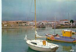 Ile De Ré - Le Port De La Flotte En Ré  F 252 - Ile De Ré