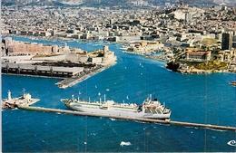 """C P S M  BATEAU NAVIRE  """" ALGERIE """" C N A N  Cie Nouvelle Algérienne De Navigation - Cargos"""