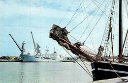 """C P S M  BATEAU NAVIRE """"  Remada """" Tunisie - Cargos"""