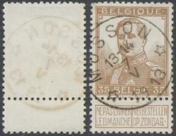 "Pellens - N°113 Obl Relais ""Musson"". TB - 1912 Pellens"