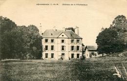 Henanbihen  Chateau De La Villehelleux - France