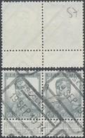 """Pellens - N°115 En Paire + Cachet Chemin De Fer """"Basècles N°1"""" / Guerre 14-18. TB - 1912 Pellens"""