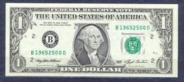 USA - 1993 -1 Dollar - New York - P490aB..UNC - Federal Reserve (1928-...)
