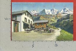 CARTOLINA VG SVIZZERA - NIESENBAHN - Hotel Niesen Kulm - 9 X 14 - 1911 - BE Berne