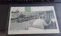 Aden. Steamer Point. Coins Abimés - Yémen
