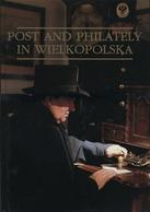 "1993 Poland Beautifully  Richly Illustrated English-language Album ""Post And Philately In Wielkopolska"" Hard Cover - Philatelie Und Postgeschichte"