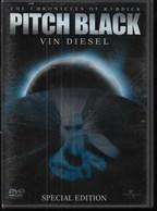DVD - PITCH BLACK - FANTASCIENZA - 1999 - LINGUA ITALIANA E INGLESE - DOLBY - Sciencefiction En Fantasy