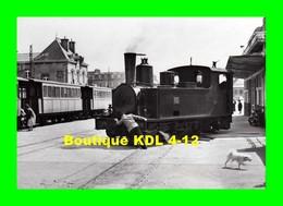 BVA 523-04 - Loco Corpet-Louvet 030 T N° 36 En Gare - SAINT-BRIEUC CENTRALE - Côtes D'Armor - CDN - Saint-Brieuc