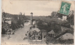 ***64  ***  ORTHEZ  Le Vieux Pont  - TTB - Orthez