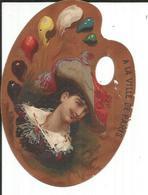 CALENDRIER 1881 (petite Coupure Au Niveau De PARIS) - Petit Format : ...-1900