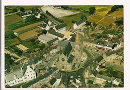Plouhinec: Vue Aérienne De L'Eglise Et Du Bourg - - France