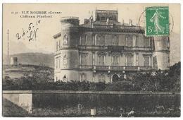 CPA  - ÎLE ROUSSE - Château Piccioni - Otros Municipios