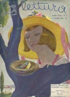 COP 67 - COPERTINA ORIGINALE - LA LETTURA - MAGGIO 1931 - FIRMATA UMBERTO BRUNELLESCHI - Non Classificati