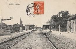 PONS  La Gare - Autres Communes