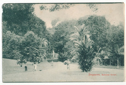 SINGAPORE - N° 18 - BOTANICAL GARDEN - Singapour