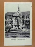Molanwelz Monument Warocqué - Morlanwelz