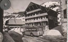 74 - Carte Postale Semi Moderne De  CHATEL   Hotel Des Marmottes - Châtel