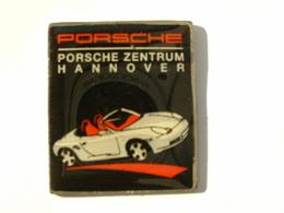 Pin's PORSCHE ZENTRUM HANNOVER - Porsche
