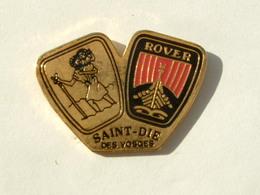 Pin's ROVER - SAINT DIE DES VOSGES - Autres