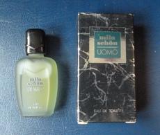 Miniature De Parfum - Milla Schön, Uomo - 10 Ml - Avec Boite Et Pleine - Miniatures Men's Fragrances (in Box)