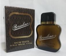 Miniature De Parfum - Borsalino - 4,5 Ml - Avec Boite Et Pleine - Miniatures Men's Fragrances (in Box)
