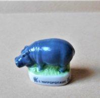 Fève Atlas Les Animaux Sauvages * L'hippopotame (T 1158) - Animaux
