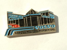 Pin's VOLVO CENTER AG. WORBEN/BIEL - Autres