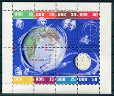 DDR - Michel 926-933 Kleinbogen Pfr.** - Blocks & Kleinbögen