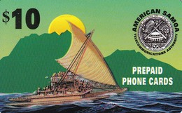 AMERIKANISCH SAMOA - Samoa Americana