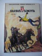 Jerry Spring  - Tome 8 - Les 3 [Trois] Barbus De Sonoyta - Jijé - Boeken, Tijdschriften, Stripverhalen