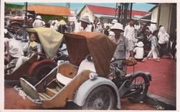 SAIGON STATION DE CYCLO MOTEUR - Viêt-Nam
