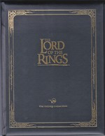 NUOVA ZELANDA 2004 THE LORD OF THE RINGS BOOK TRILOGY COLLECTION LIMITED EDITION  N. 2659  FULL 18 SOUVENIR SHEETS MNH - Unused Stamps