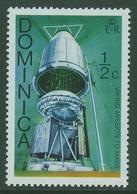 Dominica 1976 Mi 497 YT 487 SG 533 ** Viking Spacecraft System - Viking Space Mission / Viking-Raumschiff - Südamerika