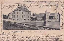 Huy - Environs - Château D'Ochain - Clavier - Circulé En 1902 - Dos Non Séparé - TBE - Huy
