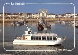 """¤¤  -  LA TURBALLE   -  Le Port   -   Bateau """" CÔTE D'AMOUR """"      -  ¤¤ - La Turballe"""