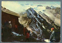 °°° Cartolina - Gruppo Dell'adamello Punta Di Lago Scuro Rifugio Amici Della Montagna Viaggiata °°° - Trento