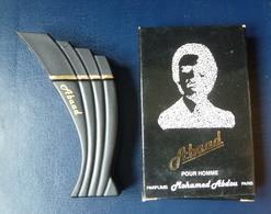 Miniature De Parfum - Abaad De Mohamed Abdou - 7,5 Ml - Avec Boite Et Pleine - Miniatures Men's Fragrances (in Box)
