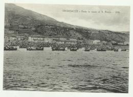 TREBISACCE - FESTA IN ONORE DI S.ROCCO - 1956 - NV FG - Cosenza