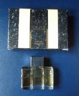 Miniature De Parfum - Fendi Uomo De Fendi - 5 Ml - Avec Boite Et Pleine - Miniatures Men's Fragrances (in Box)