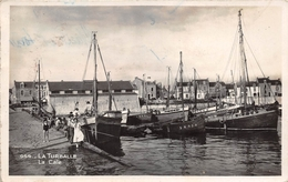 ¤¤  -  LA TURBALLE   -  La Cale  -  Bateaux De Pêche     -  ¤¤ - La Turballe