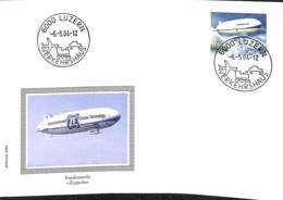 [904014]TB//-Suisse 2004 - LUZERN, VERKEHRSHAUS, Transports, Zeppelins - Zeppelins