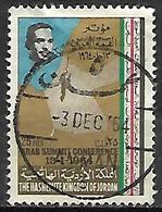 JORDANIE    -   1964 .  Conférence Arabe,   Oblitéré. - Jordan