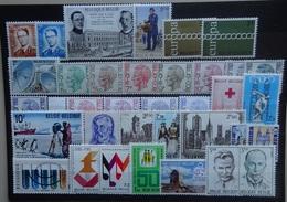 BELGIE  1971   Samenstelling  Van Nr. 1574  Tot 1604    Zie Foto    Postfris ** - Belgium