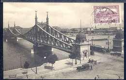 RC395 BUDAPEST - FRANCIS JOSEPH BRIDGE - Hungary