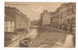 Watermael-Boitsfort Rue Du Pré Carte Postale Ancienne Oldtimer - Watermael-Boitsfort - Watermaal-Bosvoorde