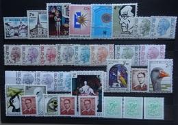 BELGIE  1972   Samenstelling  Van Nr. 1636  Tot 1656    Zie Foto    Postfris ** - Belgium