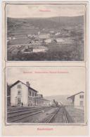 29300g  KAUTENBACH - Bahnhof - Panorama - 1912 - Gare - Wiltz
